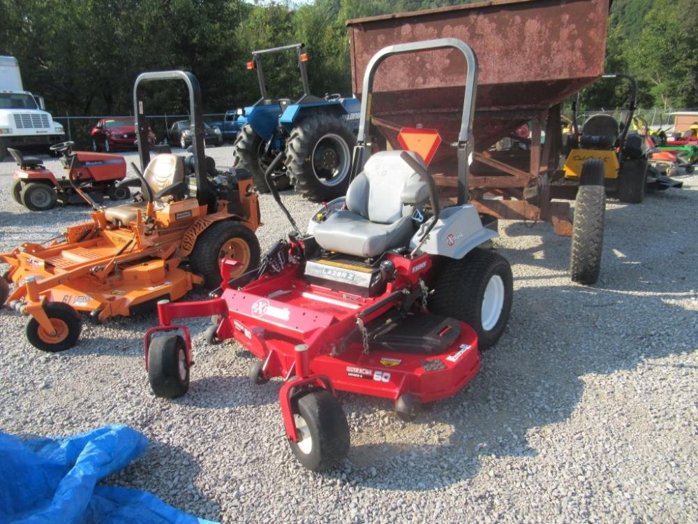 EXMARK LAZER Z 2015 ZERO TURN MOWER