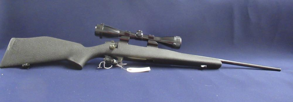 Weatherby Rifle Serial Number